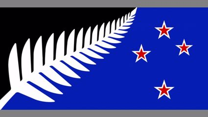 NZ Flag: The Final Four