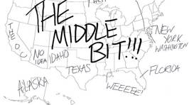 People In England Where Given A Map Of America Check Out The Results