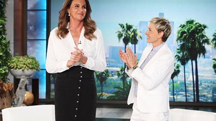 Caitlyn Jenner Reveals To Ellen That She 'Absolutely' Does Not Miss Bruce