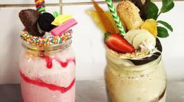 """Liquid """"Cake Shakes"""" Are Our New Obsession!"""