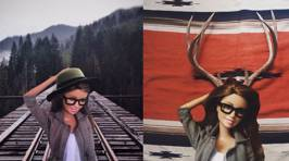Hipster Barbie's Instagram Mocks Every Instagram Hipster Post