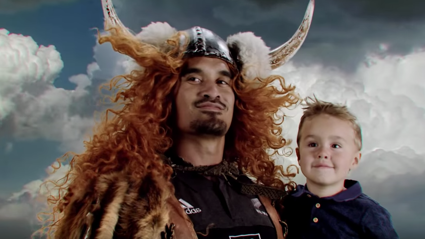 Team Ball Player Thing - The All Blacks Official Supporters Song