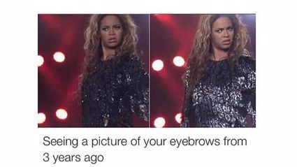 Things Only People With On Point Eyebrows Will Understand
