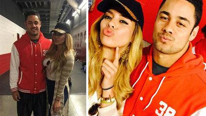 Australian NFL Sensation Jarryd Hayne Dating Fifth Harmony Star?