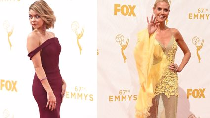 PHOTOS: The 2015 Emmy Awards Red Carpet