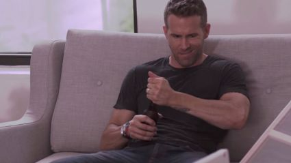 Watch Ryan Reynolds Get F*cked Off Trying To Build A Crib