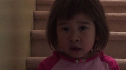 This Little Girl's Lecture to Her Divorced Parents Is Astounding