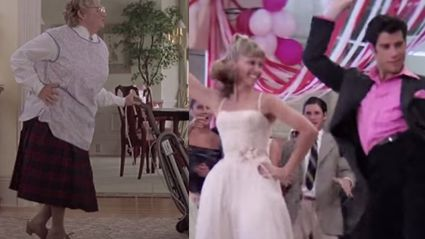 Your Favorite Movie Dance Scenes Synced To 'Uptown Funk'
