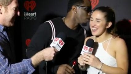ZMTV: Jase & PJ Interview P Diddy, Tori Kelly & More In Vegas