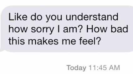 NSFW: Guy Sends the Most Ridiculous Sext Ever and Immediately Regrets It