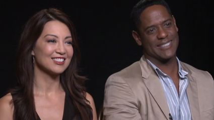 Video: Megan's Interview With The Stars Of Marvel's Agents Of S.H.I.E.L.D