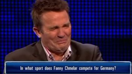 """The Chase"" Host Can't Stop Laughing During Hilarious Question"