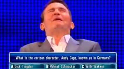 "Host Of ""The Chase"" Loses It Over Question AGAIN!"