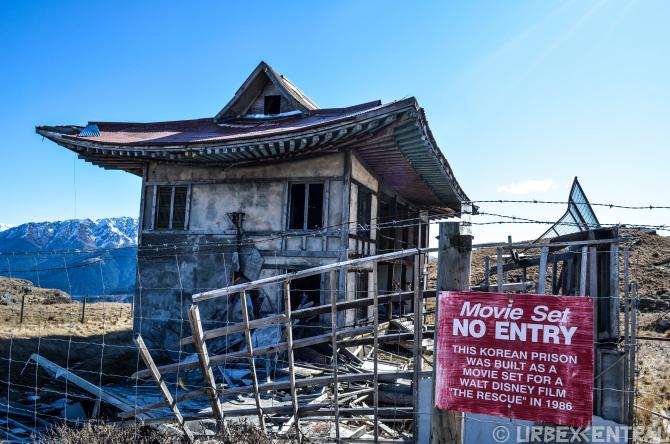 Haunting Pictures Of Abandoned Disney Film Set In Queenstown