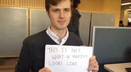 """Student Says He Doesn't Need Sexual Consent Class and Doesn't """"Look Like A Rapist"""""""