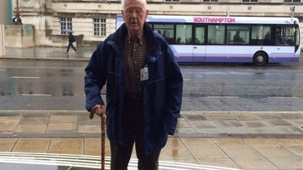 A 95-Year-Old Man Called A Radio Station to Say He Was Lonely So They Invited Him On the Show
