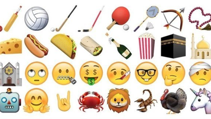 150 New Emojis Are Here!