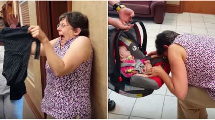 Woman Secretly Adopts a Baby, Her Mum Breaks Down After Learning She's a Grandma