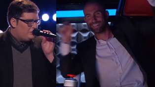 'The Voice' Contestant Jordan Smith Sings 'Set Fire To The Rain' and Totally Slays