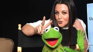 ZMTV: Megan's Interview With Kermit The Frog!