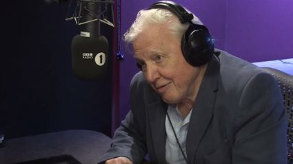 Sir David Attenborough Narrates Adele's 'Hello'