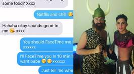 Guys Text Their Mate Pretending to Be A Girl He Met On A Night Out