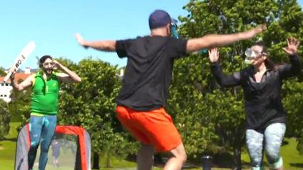 Video: Fletch, Vaughan and Megan's Rebel Sport Sports #2