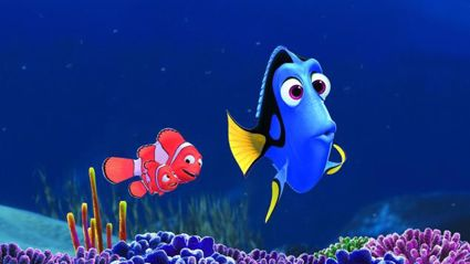 "Newly Released Trailer For ""Finding Dory"""