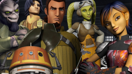 Listen: Vaughan Chats To Vanessa Marshall From Star Wars Rebels