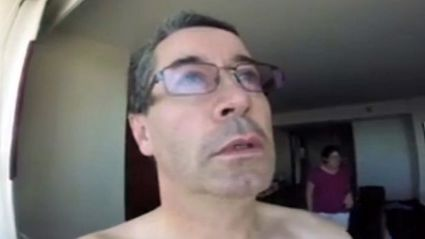 Dad Films Trip to Vegas On GoPro Without Realising It's In Selfie Mode the Whole Time