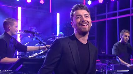 Disclosure Feat. Sam Smith - Omen Live On SNL