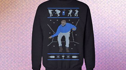 You Can Soon Buy A Drake Ugly Christmas Sweater