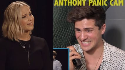 Jennifer Lawrence Pranks Guys Who Are Trying to Prank HER
