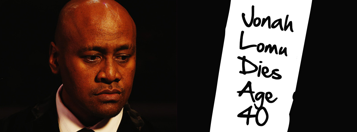 Rest in peace Jonah Lomu