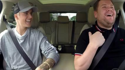 Justin Bieber Does Carpool Karaoke Again & It's Awesome