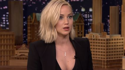 Jennifer Lawrence Talks About Her Most Embarrassing Moments