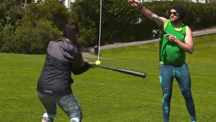 Video: Fletch, Vaughan & Megan's Rebel Sport Sports #4