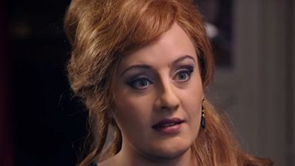 What Happens When Adele Enters A Comp For Adele Impersonators?