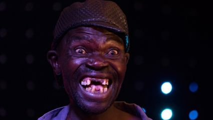 Unemployed Man Claims Crown at Zimbabwe's Ugliest Man Competition