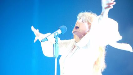 PHOTOS: Florence & The Machine Live In NZ