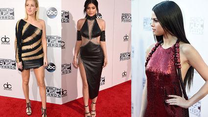 PHOTOS: American Music Awards Red Carpet 2015