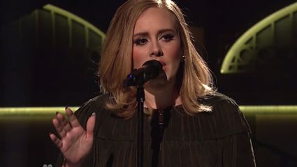 Adele's Raw Audio Track From SNL Gets Leaked & It's FLAWLESS