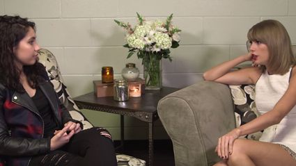 Taylor Swift Interviews Alessia Cara Part 2