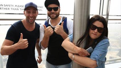 Photos: FVM's Family Trip To Dubai #3