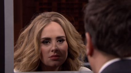Adele Plays A Lying Game With Jimmy Fallon