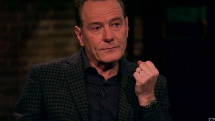 Bryan Cranston Moved to Tears While Revealing His Thought Process Behind A Pivotal 'Breaking Bad' Scene