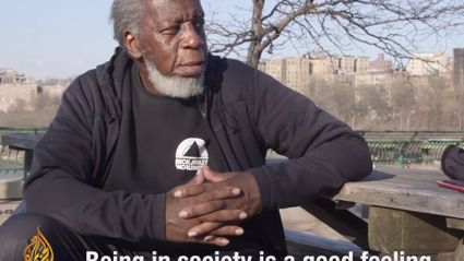 Watch A Man React to the Modern World After 44 Years In Prison