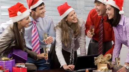 Which Job Gets You the Most Action at Christmas Parties?
