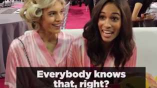 The Most Annoying Questions Victoria's Secret Angels Are Asked