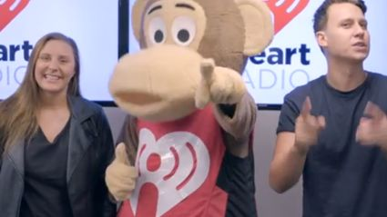 """We Issued A Challenge to """"Cheeky"""" the SKYCITY Breakers Mascot"""